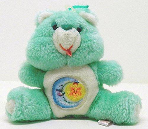 Retired Vintage Care Bears 1980s Kenner 7 Bedtime Bear Care Bear Plush Doll