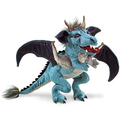 Folkmanis Sky Dragon Hand Puppet