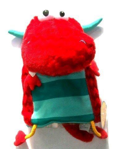 Red Dragon Hand Puppet by Hallmark