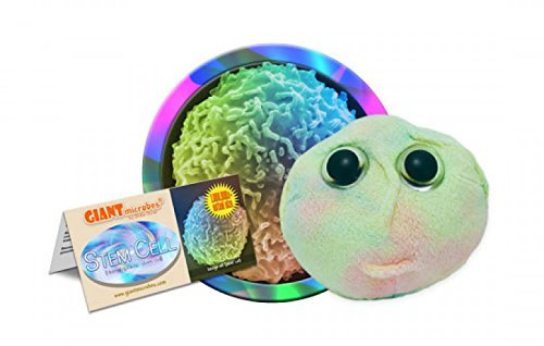 Plush Microbe Stem Cell by Giant Microbes