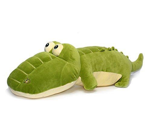 Lovely crocodile big hugging pillow soft plush toy stuffed animals 265