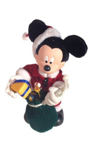 Santa Mickey Mouse Toy