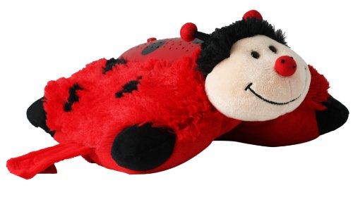 28cm Ms Ladybug Pillow Pets