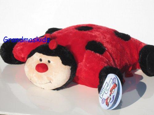 Pet Lady Bug Pillow Chums 18 Pillow Buddy Ladybug Dotty