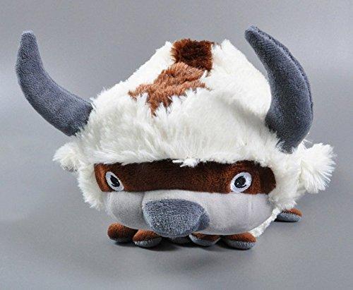 45CM Big Size Anime Flying Cow Appa Plush Toy Soft Juguetes Stuffed Animal Brinquedos Doll Kids Toys