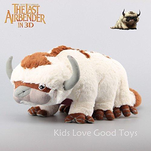 Avatar The Last Airbender Resource Appa Plush Toy Stuffed Animal Doll 20 Teddy