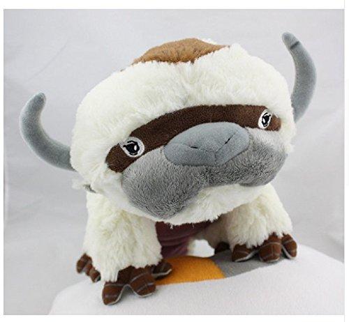 Tejoi 50CM The Last Airbender Resource Appa Avatar Stuffed Plush Doll Toy X-mas Gift