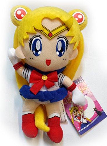 GE Entertainment Sailor Moon Plush Toy - 7 Sailor Moon