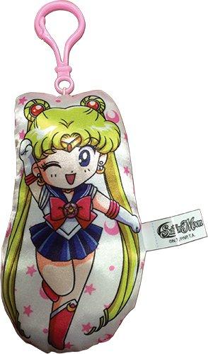 Great Eastern Entertainment Sailor Moon R - SD Sailor Moon Plush Keychain 4