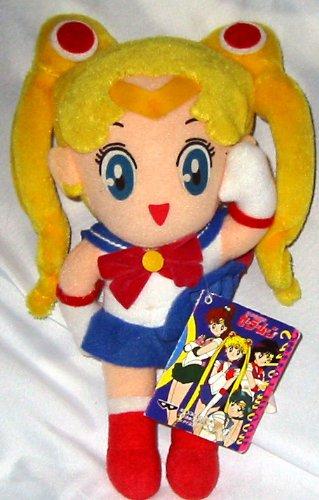 Ultra Rare 7 Chinese Version Sailor Moon Plush