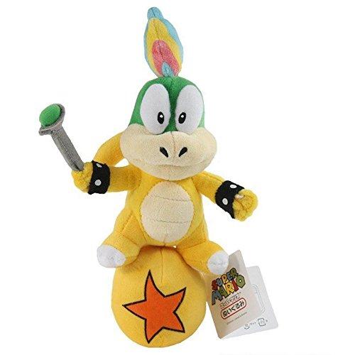 New Super Mario Bros 2 Lemmy Koopa Koopaling Plush Soft Toy Stuffed Animal 10