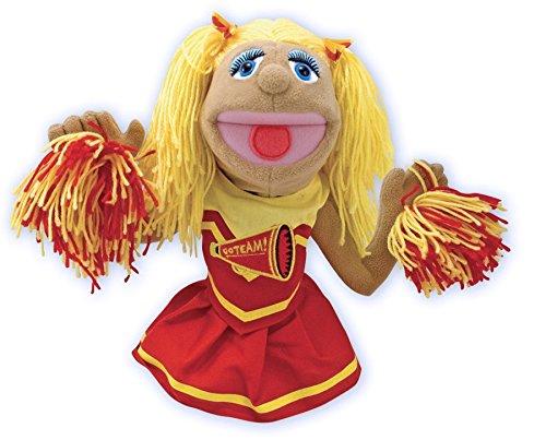 Cheerleader Hand Puppet - Child