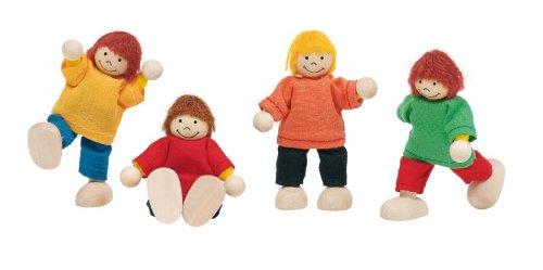 Goki Flexible Puppets Children Doll