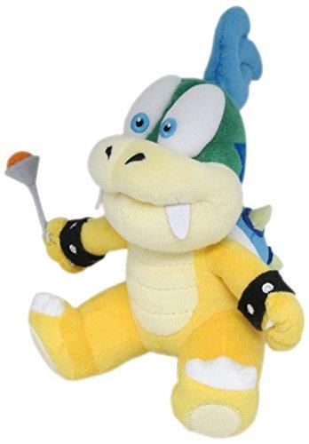 Little Buddy Super Mario Series Larry Koopa 7 Plush by Little Buddy