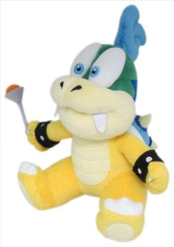 Sanei Super Mario Plush Series Larry Koopa Plush Doll 7 by Sanei