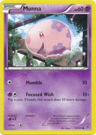 Pokemon - Munna 39 - Plasma Blast