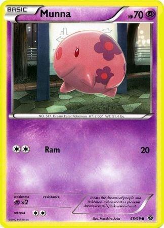Pokemon - Munna 58 - BW - Next Destinies