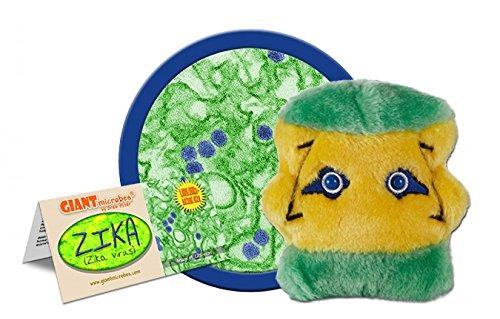 GIANTmicrobes Zika Zika Virus Plush Toy