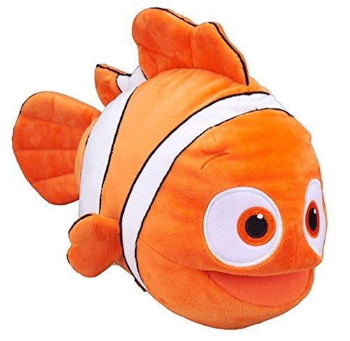 Finding Dory stuffed puppets Nemo