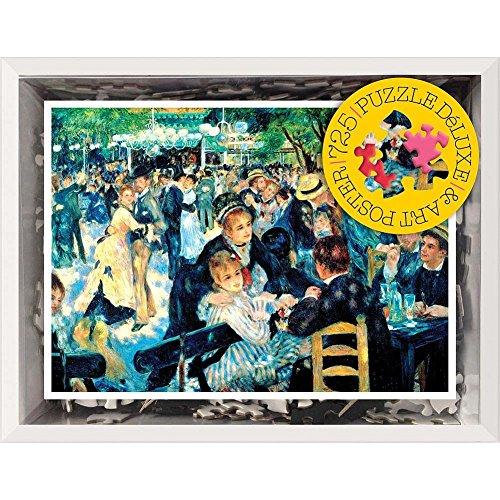 Ceaco Dance at Le moulin de la Galette Renoir Fine Art 725 Piece Puzzle