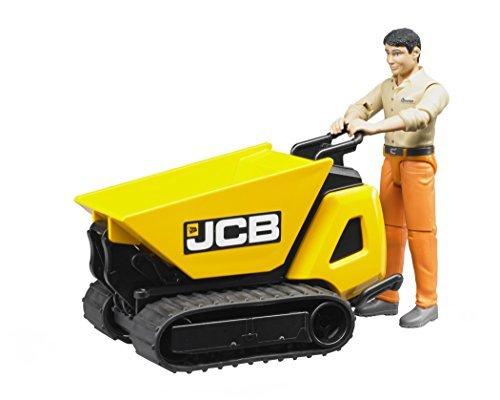 bruder Bruder JCB micro damper with figures BR62004