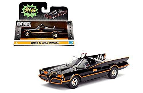 1966 TV Series Classic Batman Batmobile 132 by Jada 98225