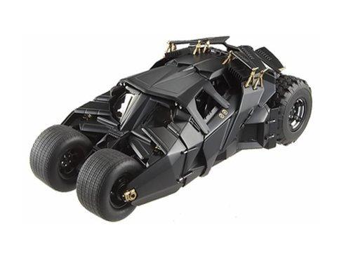Batman Dark Knight Trilogy Hot Wheels Heritage Batmobile 118 Scale Vehicle