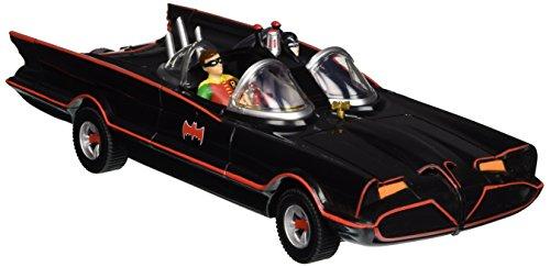 NJ Croce 10 Classic TV Series Batmobile with Bendable Figures