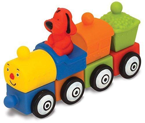 Pop Blocs Train Play Set 91985