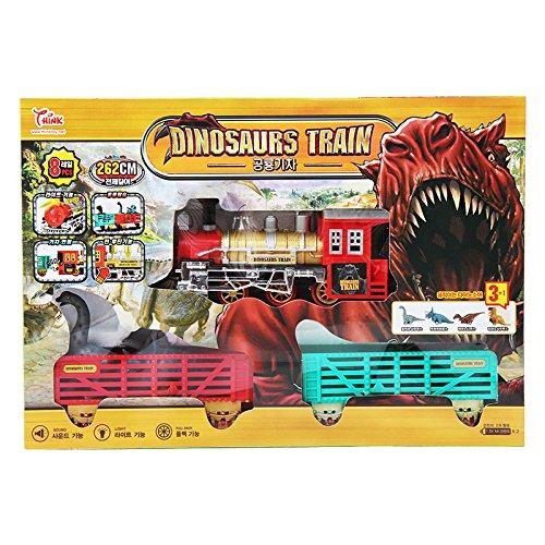 Think Dinosaur Train rail train sets dinosaur train play sets
