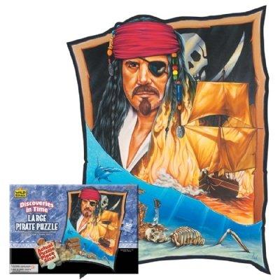Wild Republic Puzzle Pirate 50 Pieces