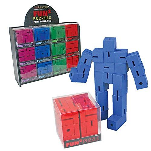 GeoCentral Fun² Puzzle Fun Squared