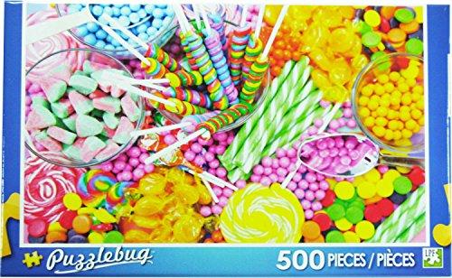 Puzzlebug ~ Candy Fun ~ 500 Piece Puzzle