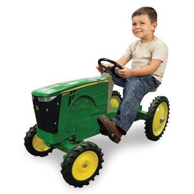 John Deere Model 8360R Pedal Tractor