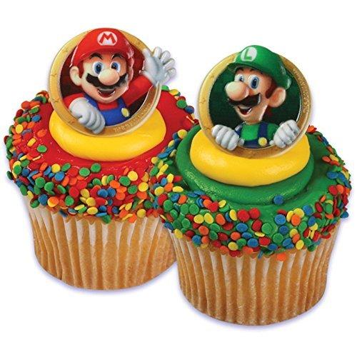 Mario Bros Rings 12