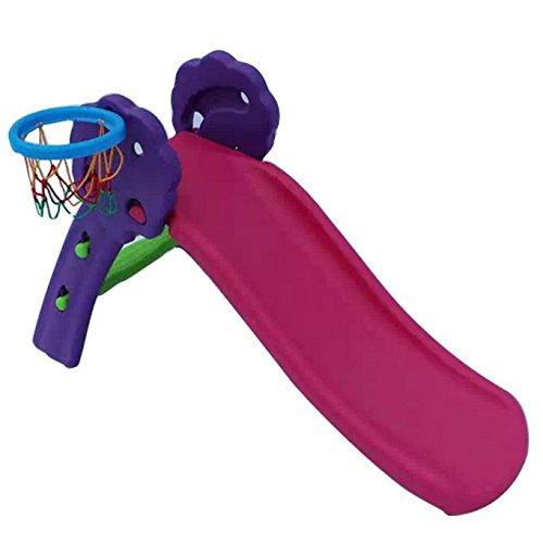 Ankola Tikes Slide Little Tikes First Slide Plastic Toy Folding Slide Childrens Basketball Hoop Indoor Slide Children Slide Toy Folding Play Slide Chute 5131528 Ship from DaytonNew Jersey