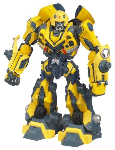 Hasbro Transformers Cyber Stompin Bumblebee Action Figure
