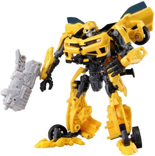 Transformers - Dark of the Moon - DA05 Mechtech - Bumblebee Action Figure