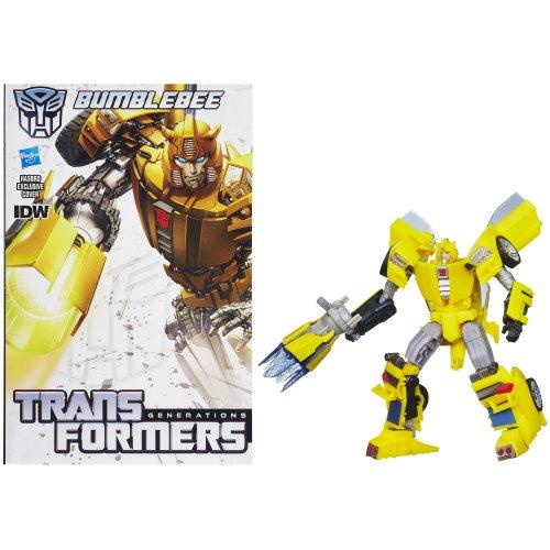 Transformers Generations Deluxe Class Bumblebee Action Figure