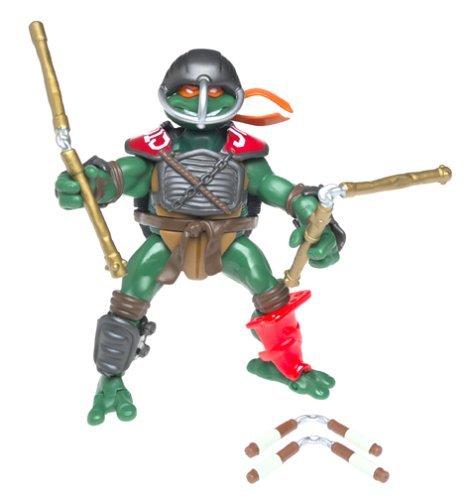 Teenage Mutant Ninja Turtles Fightin Gear Michelangelo Action Figure by Playmates