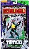 Teenage Mutant Ninja Turtles Micro Comic Series Michelangelo Action Figure