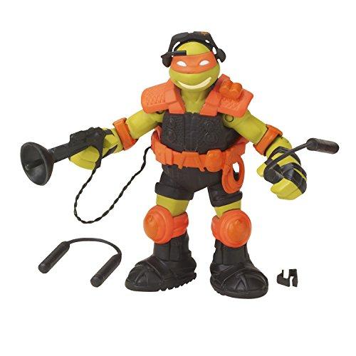 Teenage Mutant Ninja Turtles Stealth Tech Michelangelo Action Figure