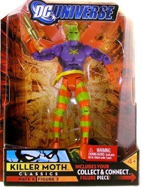 DC Universe Classics Series 6 Action Figure Killer Moth