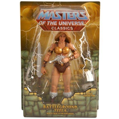 Master Of The Universe Classics Heman Exclusive Action Figure Battleground Teela