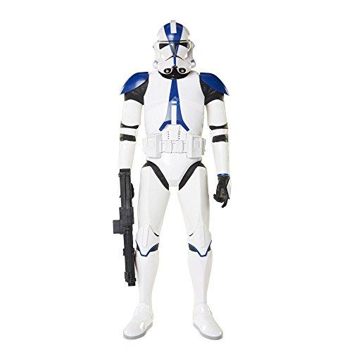 Star Wars Big Figs Classic Episode III 18 501st Legion Clone Trooper Action Figure