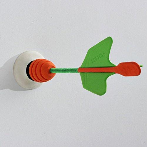 Pink Lizard Children Outdoor Toy Dart Soft Osculum Plastic Safe Dart Children Gift