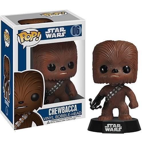 Chewbacca Pop Heroes - Star Wars - Vinyl Figure by FunKo by FunKo