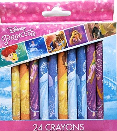 Disney Princess Childrens Crayons 24 ct