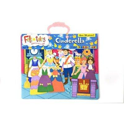 FeltTales Cinderella Storyboard by FeltTales