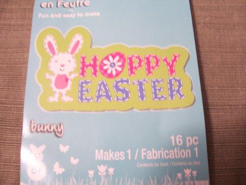 Creatology Felt Activity Kit ~ Hoppy Easter Bunny